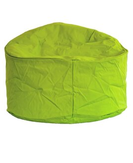 Large, Outdoor Chill Chair Bean Bag - Green
