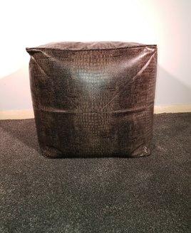 Grey bean cube
