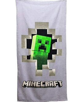 Minecraft Creeper Towel