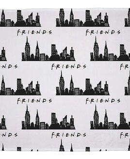 Friends Fleece Blanket - Scene