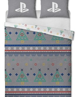Sony PlayStation Christmas, Double Duvet Sets.