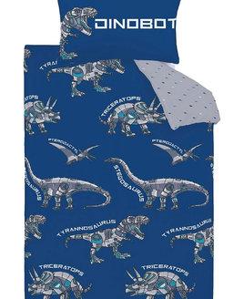Catherine Lansfield Dinobot Toddler Duvet Set