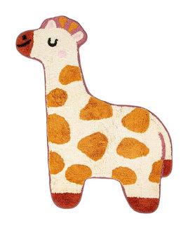 Giraffe, Nursery Rug 80 x 57 cm