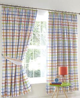 Doodle Curtains 54s