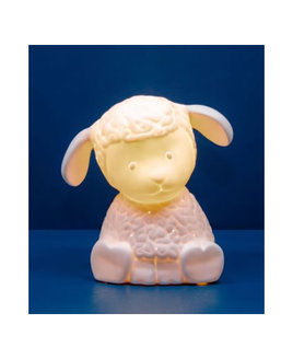 Baby Sheep Ceramic Night Light