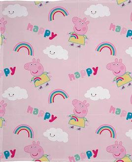 Peppa Pig, Zoe, Rebecca Storm Fleece Blanket