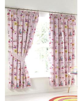 Rainbow Fairies Curtains 54s