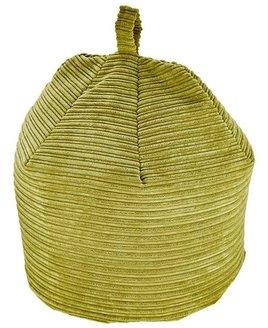 Jumbo Cord Adult Sized Bean Bag Beanbag - Green