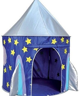 Space Rocket Pop Up Tent