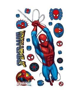 Large Spiderman Wall Sticker Set