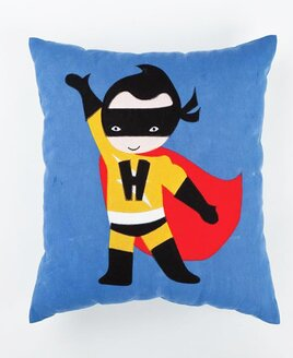 I am Super Hero Cushion Cover