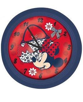 Minnie Mouse Wall Clock - Handbags