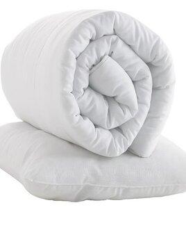 Junior Sized Duvet Insert and Pillow Insert - 4.5 Tog
