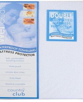 Double Waterproof  Mattress Protector