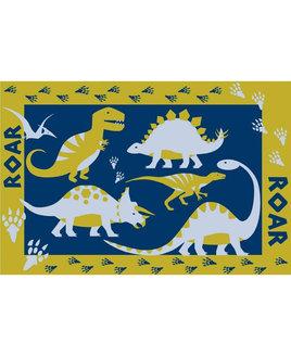 Dinosaur Bedroom Rug