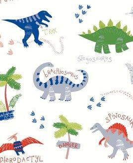 Dino Doodles, Dinosaur Wallpaper