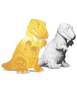Dinosaur Shaped Night Light, 3D T Rex in Ceramic