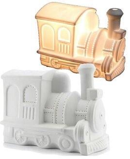 Train Night Light - 3d Ceramic