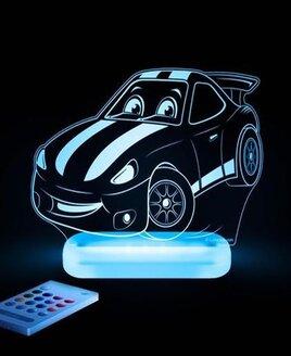 Car themed night light