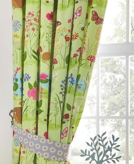 Bluebell Woods Curtains 54s