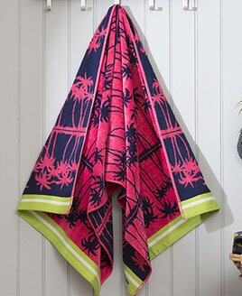 Palm Springs Beach Towel - 75 x 160 cm