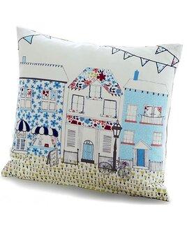Parisian Floral Cushion Cover